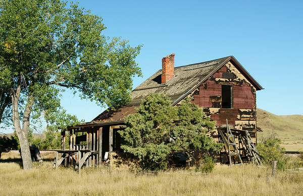 Ghost Town of Onawa, SD