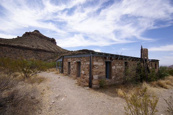 Big Bend Area Ghosttowns