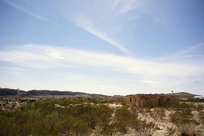 Ruins in Terlingua, TX.