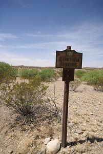 Custom House marker sign