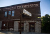 Blacksmith Shop & Ox Shoeing - Virginia City Montana - Photo by Pat Bonish