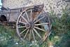 Broken Down Wagon - Virginia City Montana - Photo by Pat Bonish