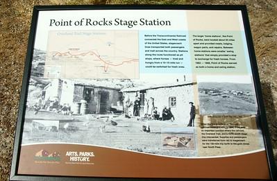 Point of Rocks, WY
