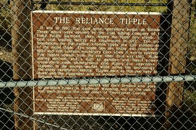 Reliance, WY
