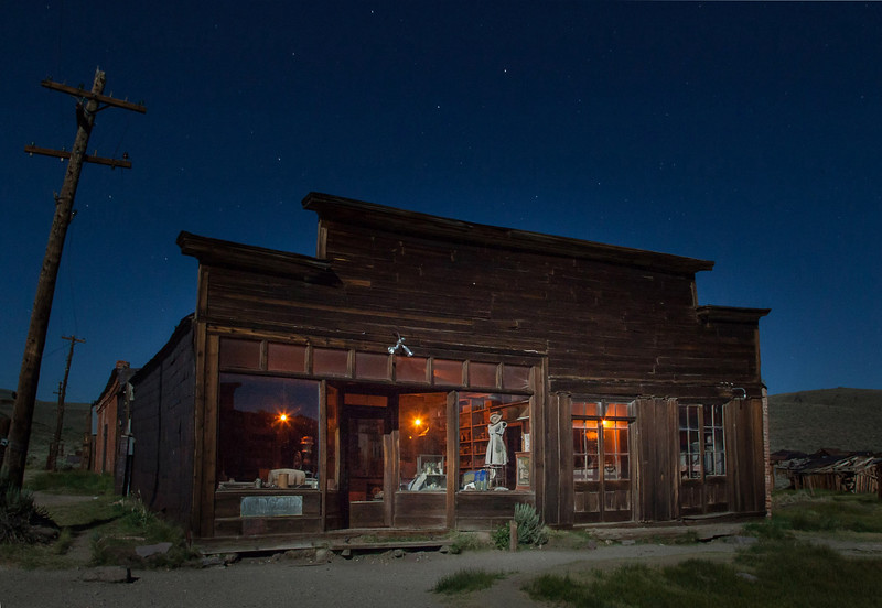 Boone General Store - Bodie