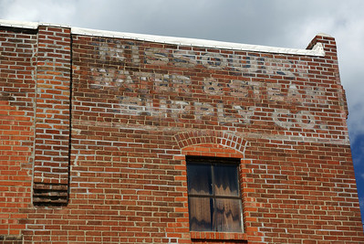 Missouri Water & Steam Supply Co, St Joe, MO