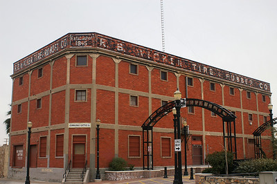 R.B. Wicker Tire & Rubber Co. El Paso, TX.