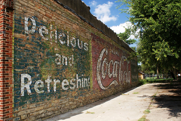 Ghost Signs I