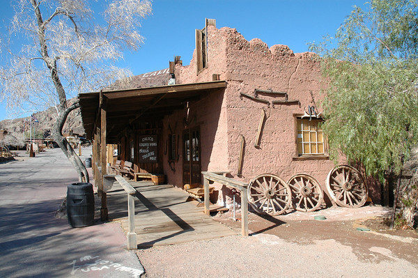 Calico Ghost Town - Barstow, CA