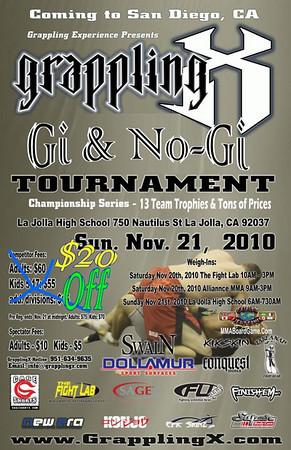 Nov. 21,2010 - SAN DIEGO, CA