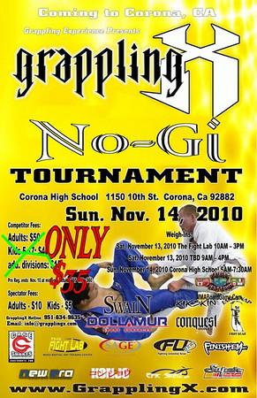 Nov. 14,10 - CORONA, CA