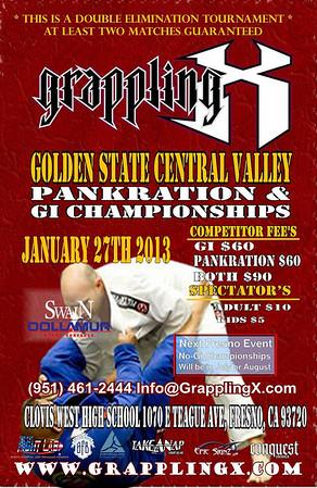 Jan 27, 2013 Fresno CA GI Tourney