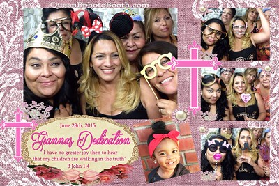 Gianna's Dedication Celebration!