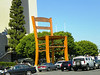 Giant Chair at L.A. Mart - 5