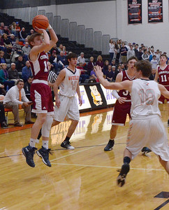 Gibault At Waterloo Basketball