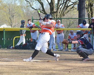 Gibault / Waterloo Baseball April 8 2017