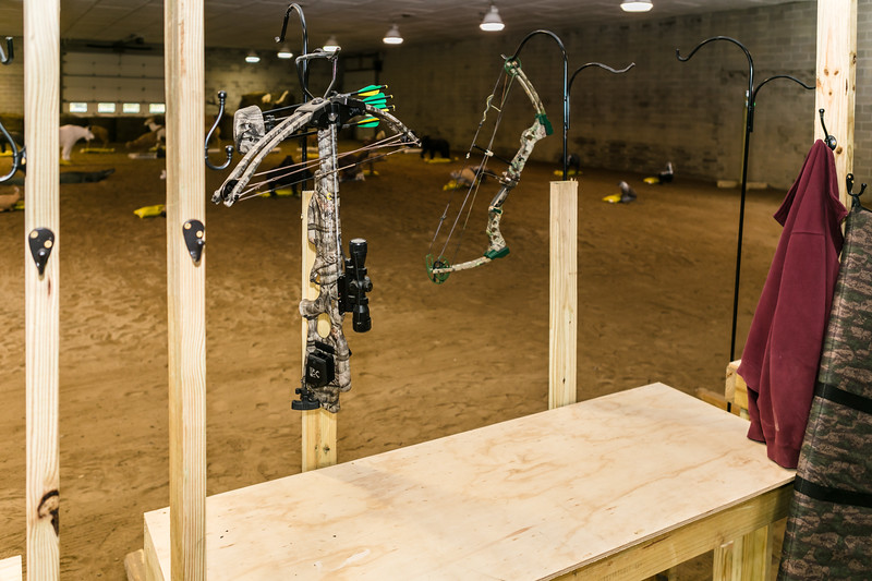 CCO Indoor 3D Archery 007 September 07, 2017