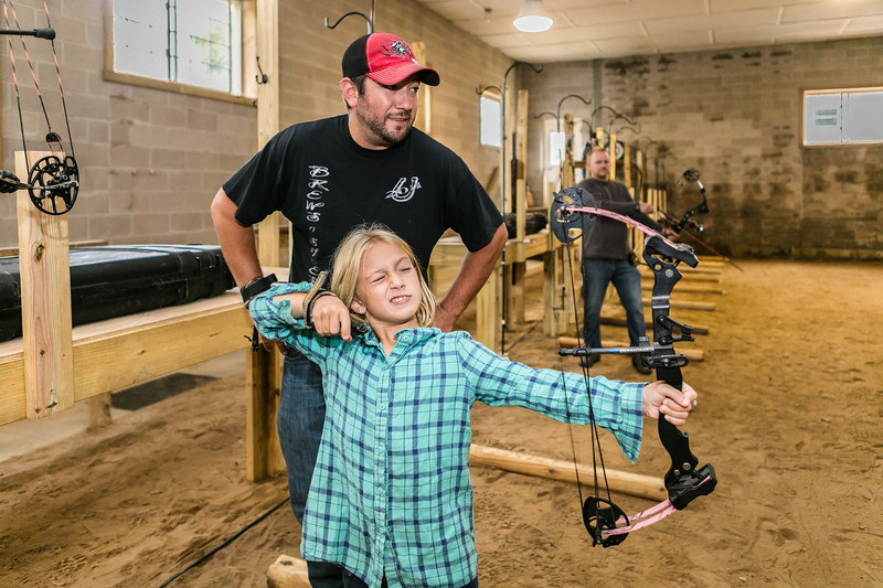 CCO Indoor 3D Archery 021 September 07, 2017
