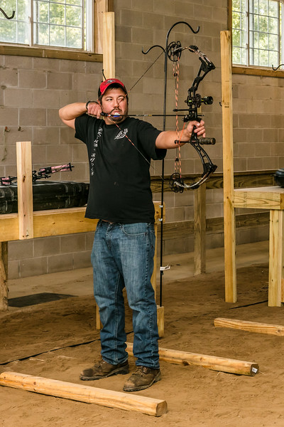 CCO Indoor 3D Archery 026 September 07, 2017-3