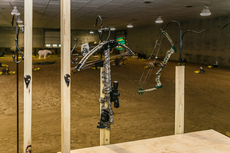 CCO Indoor 3D Archery 006 September 07, 2017
