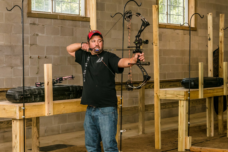 CCO Indoor 3D Archery 026 September 07, 2017-2