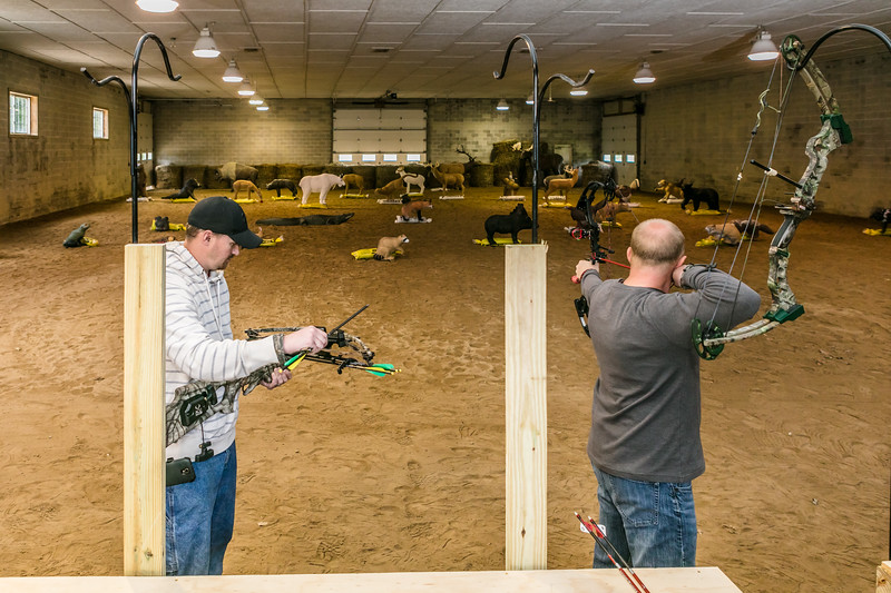 CCO Indoor 3D Archery 032 September 07, 2017
