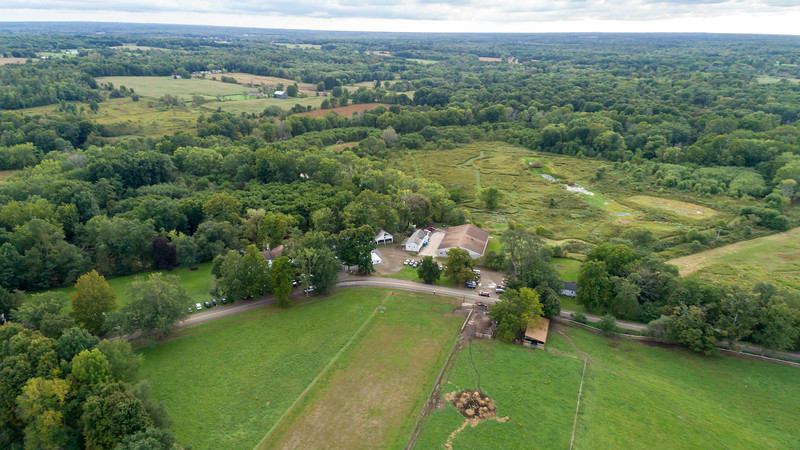 The Barn Open House Aerials 020 September 26, 2018
