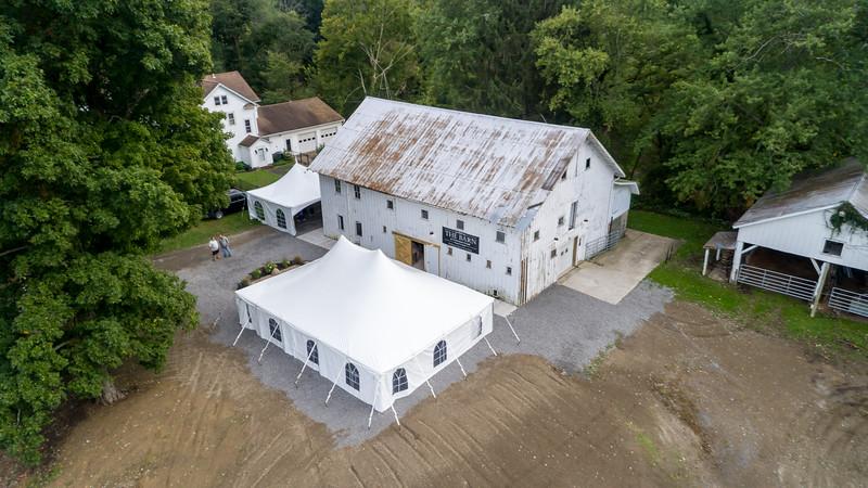 The Barn Open House Aerials 029 September 26, 2018