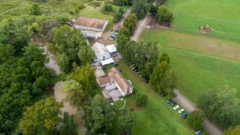 The Barn Open House Aerials 024 September 26, 2018