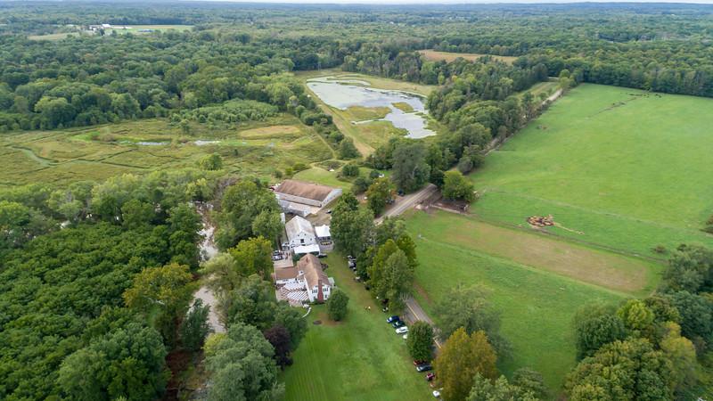 The Barn Open House Aerials 027 September 26, 2018