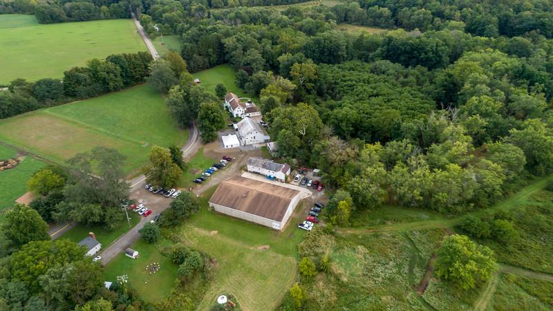 The Barn Open House Aerials 034 September 26, 2018