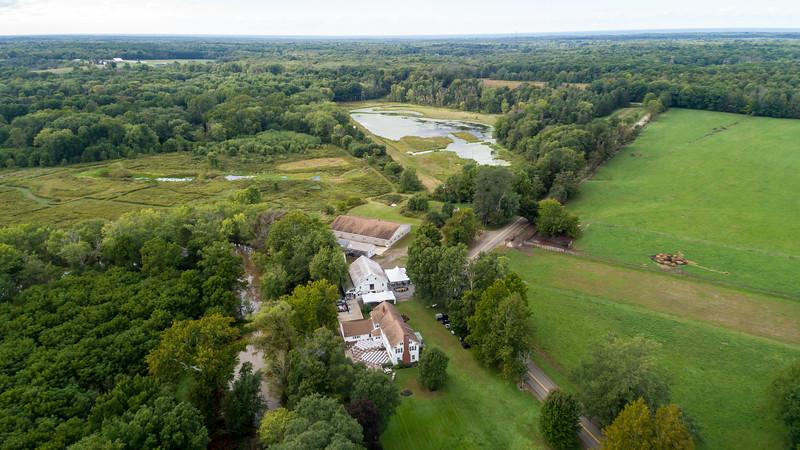 The Barn Open House Aerials 013 September 26, 2018