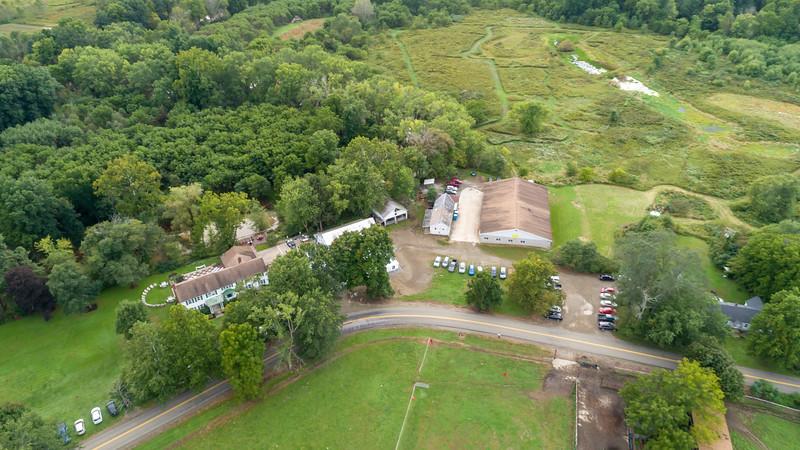 The Barn Open House Aerials 021 September 26, 2018