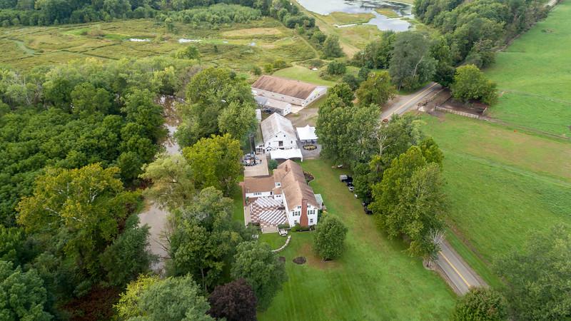 The Barn Open House Aerials 010 September 26, 2018