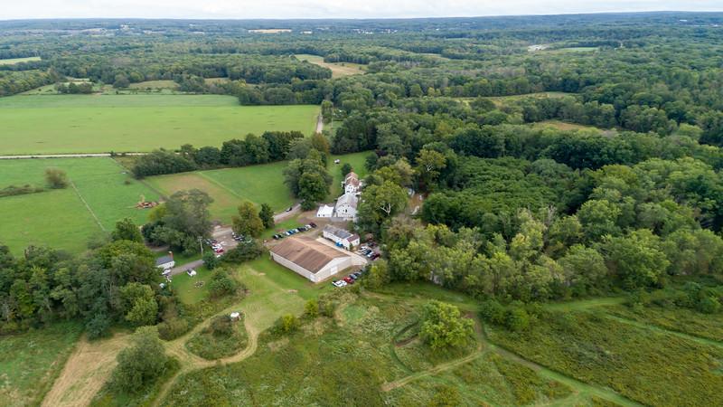 The Barn Open House Aerials 033 September 26, 2018