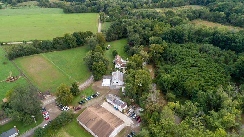 The Barn Open House Aerials 032 September 26, 2018