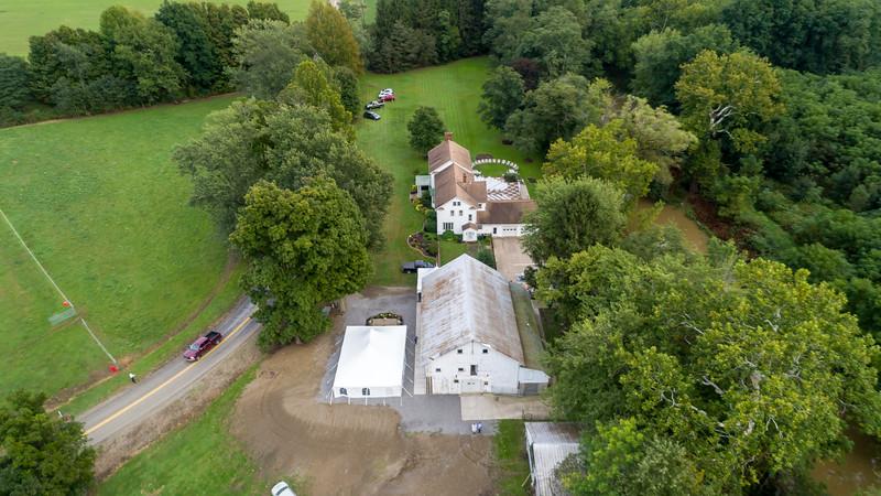 The Barn Open House Aerials 031 September 26, 2018