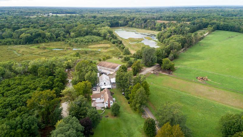 The Barn Open House Aerials 014 September 26, 2018