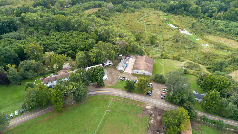 The Barn Open House Aerials 019 September 26, 2018