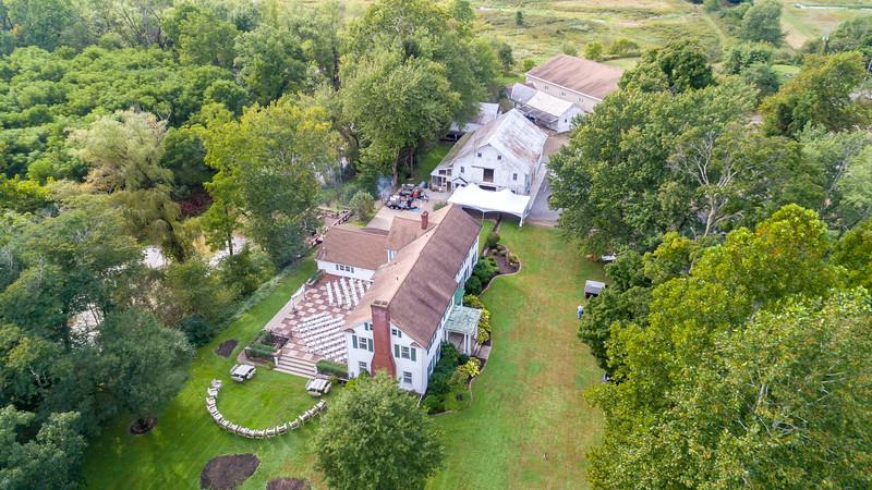 The Barn Open House Aerials 002 September 26, 2018