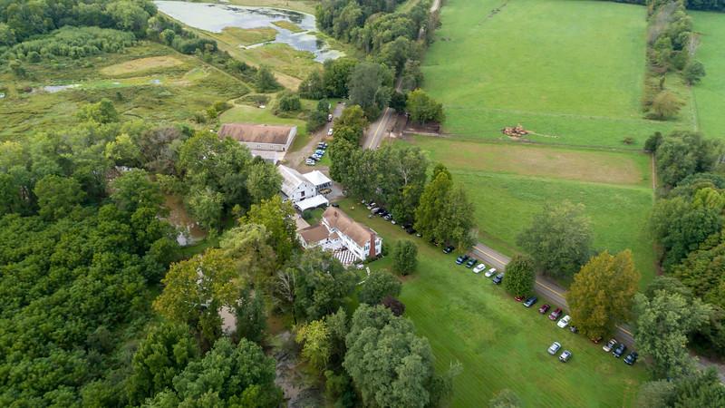 The Barn Open House Aerials 025 September 26, 2018