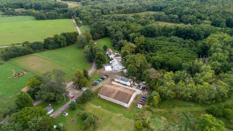 The Barn Open House Aerials 035 September 26, 2018