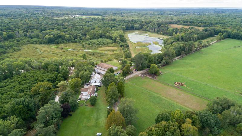 The Barn Open House Aerials 026 September 26, 2018