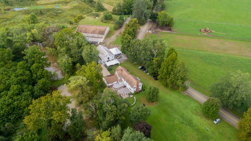 The Barn Open House Aerials 011 September 26, 2018