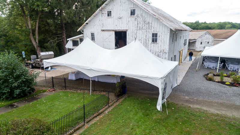 The Barn Open House Aerials 015 September 26, 2018