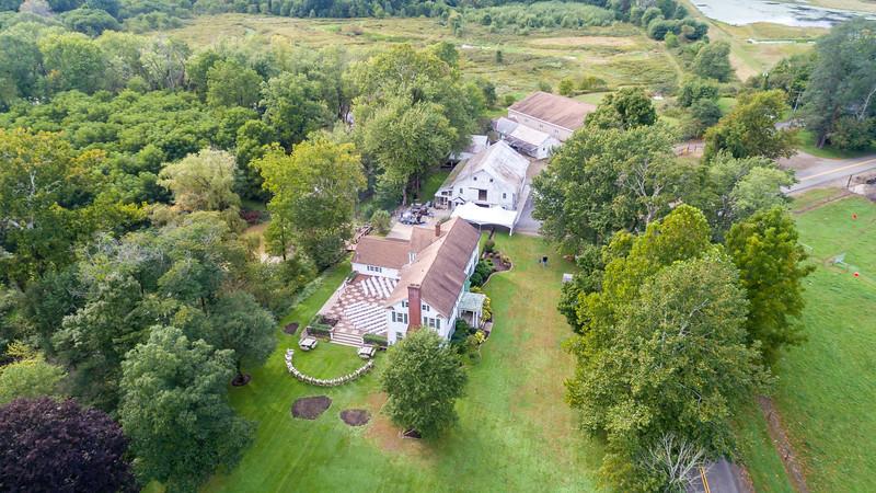 The Barn Open House Aerials 003 September 26, 2018