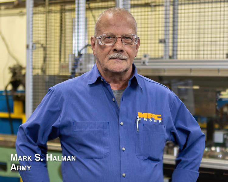 Mark S Halman