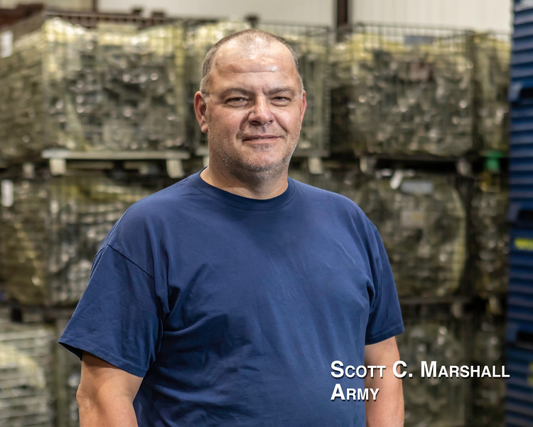 Scott C Marshall Army
