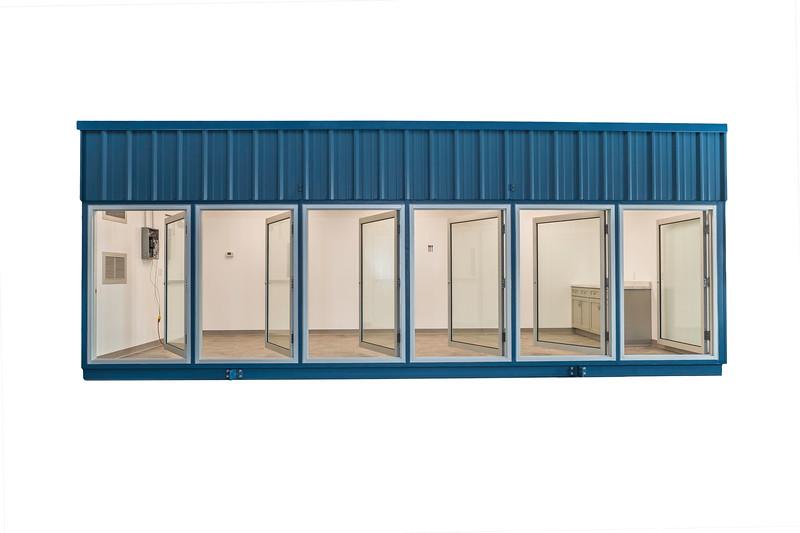 Large 6 Door - 4