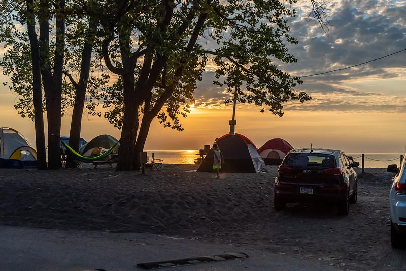 Sara's Campground 001 June 12, 2021